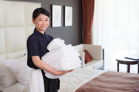 ホテル業、旅館業、民泊
