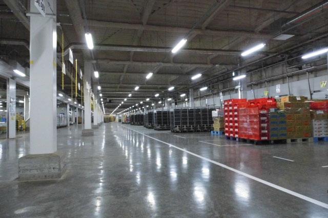 倉庫、工場、施設内の一斉呼出し