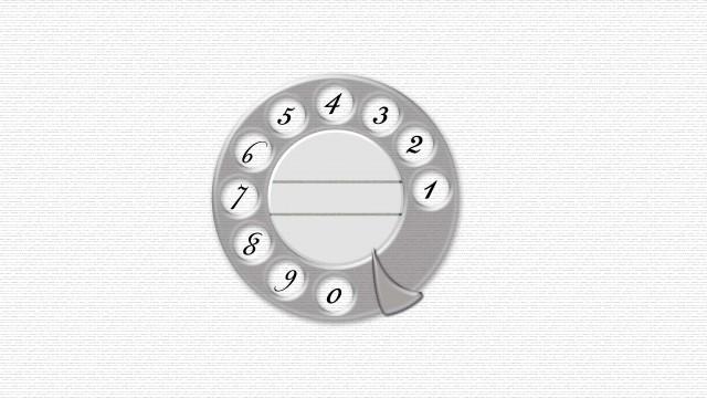 仕事用の電話番号